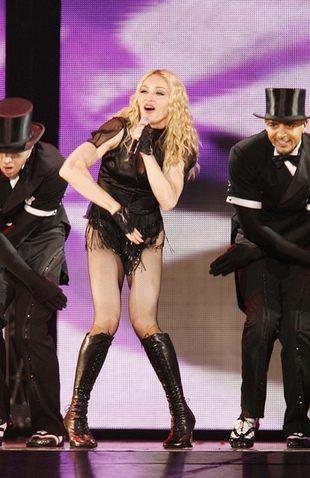 Madonna nadal zdradza męża!