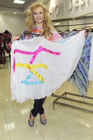 Jarosińska promuje swoją kolekcję ubrań (FOTO)