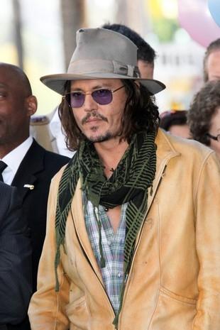 Johnny Depp zagra Michaela Jacksona?
