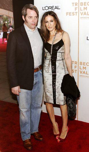 Sara Jessica Parker wyprowadza się od męża