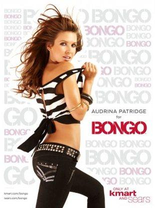 Audrina Patridge została twarzą Bongo