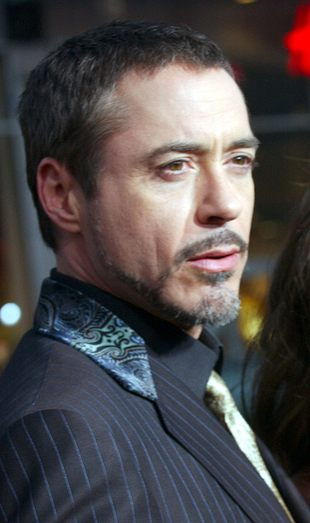 Robert Downey Jr. miał problem z masturbacją