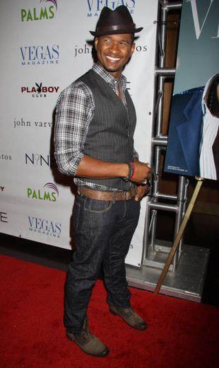 Usher zafascynowany Pippą Middleton