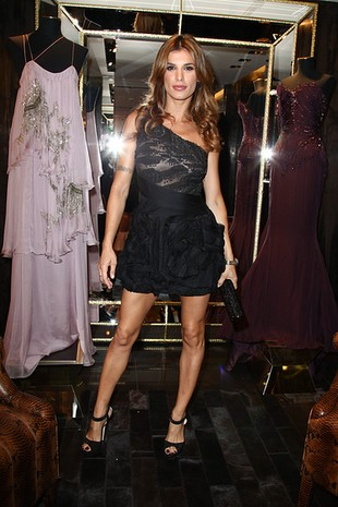 Elisabetta Canalis lansuje się bez Clooneya (FOTO)