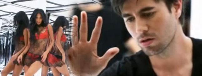 Zobacz teledysk Iglesiasa i Nicole Scherzinger - Heartbeat