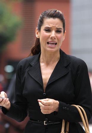 Sandra Bullock Jesse James sprzedają dom