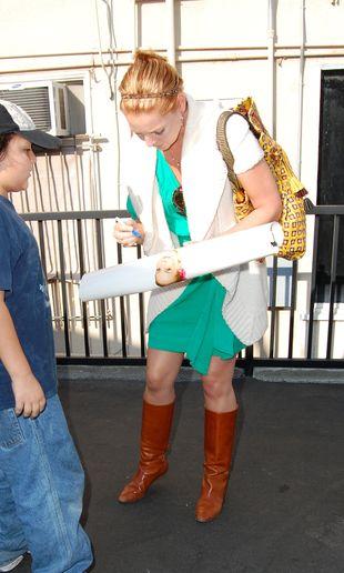Katherine Heigl na zakupach (FOTO)