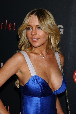 Lindsay Lohan jest w łóżku dziewczyną