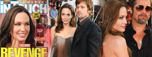 Angelina Jolie: Wierność nie jest najważniejsza