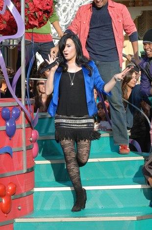 Demi Lovato też kocha lata 80. (FOTO)