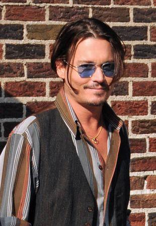 Johnny Depp najseksowniejszym mężczyzną świata