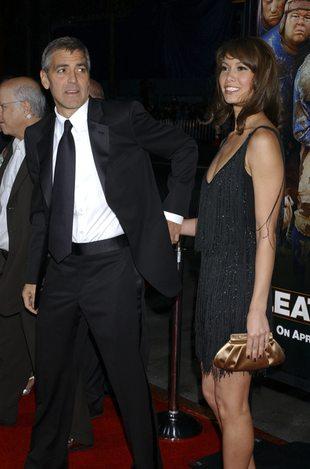 George Clooney zrywa z Sarą Larson