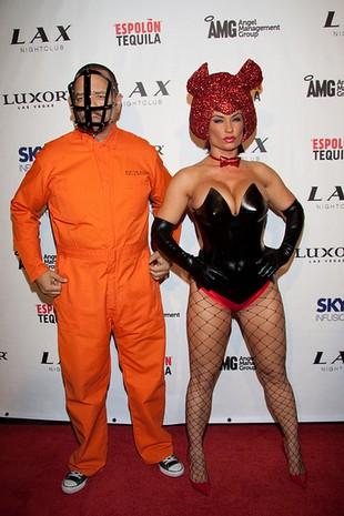 Ice-T i Coco świętują Halloween (FOTO)