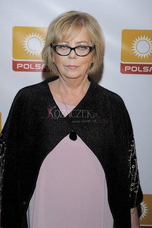 Elżbieta Zapendowska w niezbyt dobrej formie (FOTO)