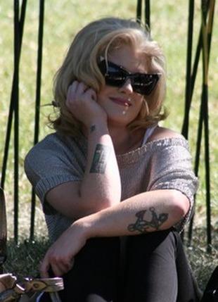 Kelly Osbourne nową twarzą linii ubrań Material Girl