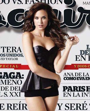 Czyje nogi ozdabiają okładkę Esquire? (FOTO)