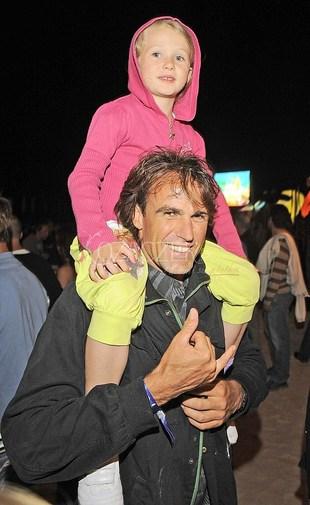 Steve Allen i jego windsufringowa rodzina (FOTO)