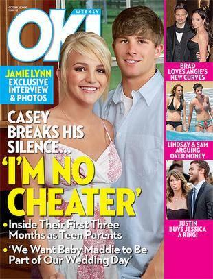 Jamie Lynn Spears i jej chłopak są nieskalani!