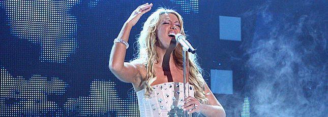 Isis Gee w finale Eurowizji