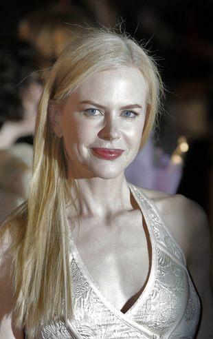 Nicole Kidman pije w ciąży