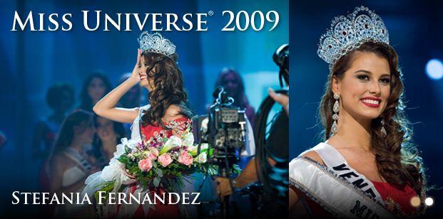 Oto Miss Universe 2009! (FOTO)