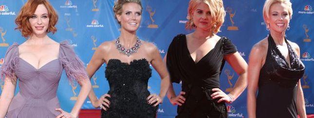 Emmy Awards 2010 - czerwony dywan (FOTO)