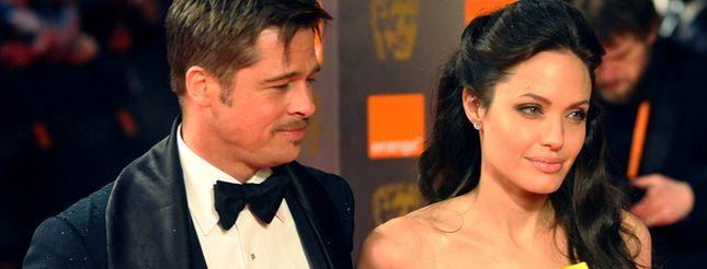 Angelina i Brad adoptują sierotę z Indii