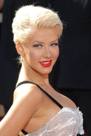 Christina Aguilera dba o swój czas