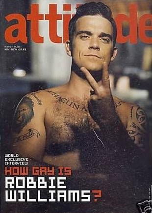 Łzy wzruszenia Robbiego Williamsa