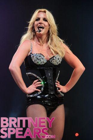 Britney Spears zahipnotyzowana