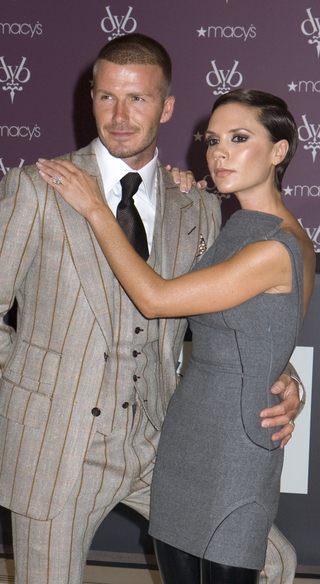 Sekret pięknej cery Beckhamów