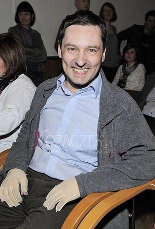 Krzysztof Ziemiec wrócił do telewizji
