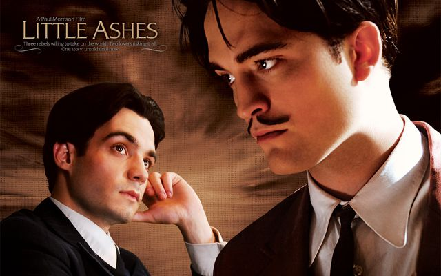 Robert Pattinson w Little Ashes (VIDEO)