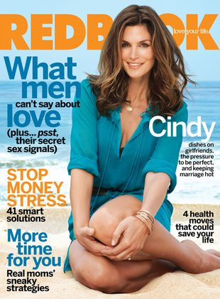 Cindy Crawford: Mam cellulit
