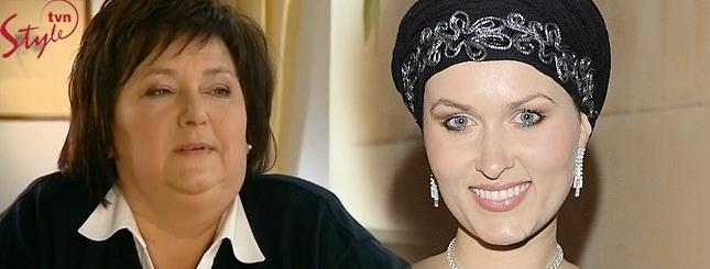 Sara May o żonie Komorowskiego: 100 kilo nadwagi! [VIDEO]