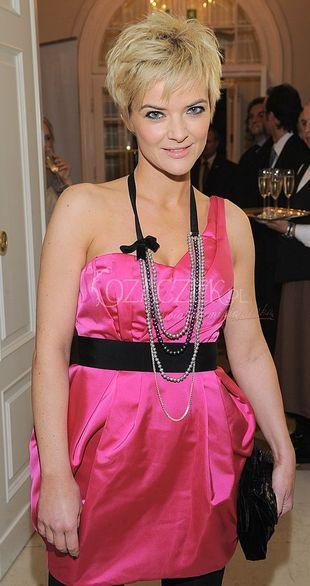 Zadłużona Richardson w sukience za 7 tys. złotych