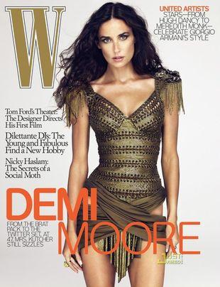 Fotograf nie chce przeprosić Demi Moore