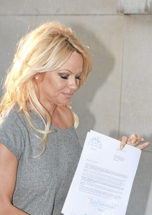 Pamela Anderson boi się, że nikt jej już nie zechce