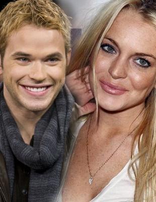 Lindsay Lohan nie zapłaciła za swoją butelkę szampana