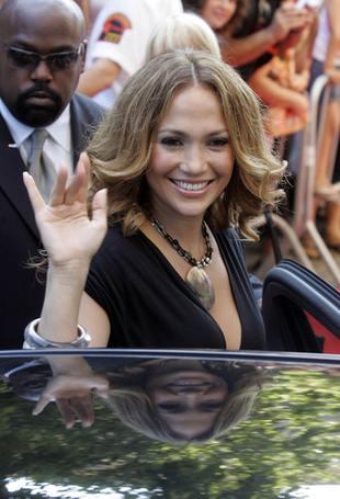 Jennifer Lopez w swoim żywiole (FOTO)