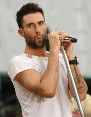Adam Levine: Piep..ć. Video Music Awards!