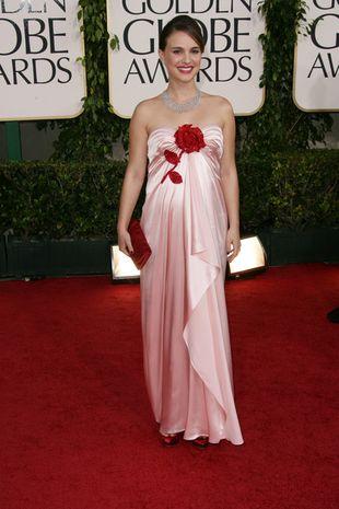Natalie Portman z dumą prezentuje ciążowy brzuszek (FOTO)