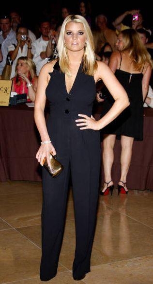Jessica Simpson wygląda wyjątkowo kiepsko (FOTO)
