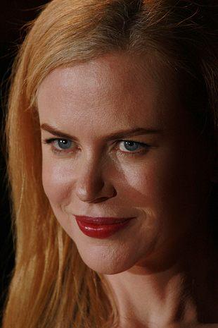 Nicole Kidman nie pije w ciąży