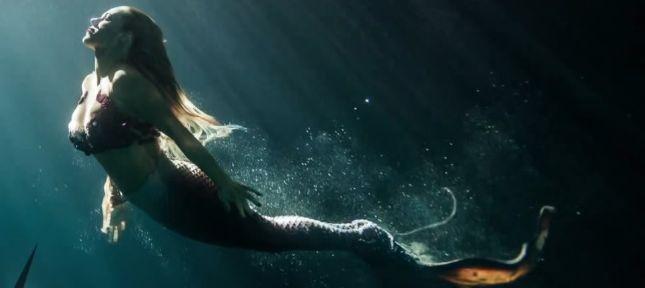 Vanessa Hudgens w roli syreny (VIDEO)