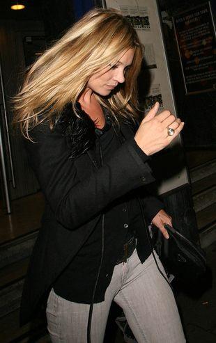 Jak Kate Moss przygotowuje się do ciąży