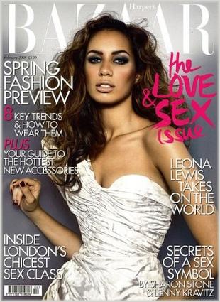 Leona Lewis nie chce pozować dla Playboya