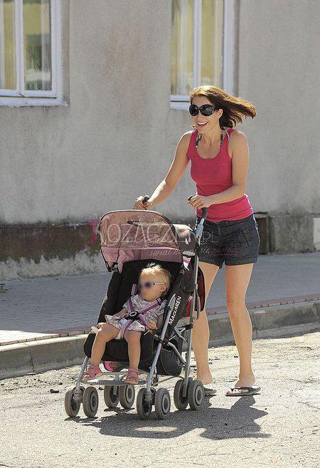 Dereszowska o tym, jak przedstawiła córce nowego partnera