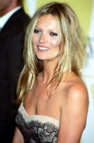 Kate Moss ćpała przez Deppa?