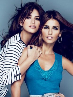 Penelope i Monica Cruz w reklamie marki Charles Vögele